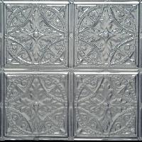 Classic Tin Ceiling Tiles can give your home a period look