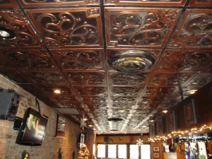 Decorative Ceiling Tiles can be Installed in Homes and Businesses