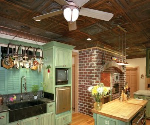 Decorative Ceiling Tiles can be Installed Using Several Methods