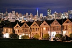 The Painted Ladies of Alamo Square