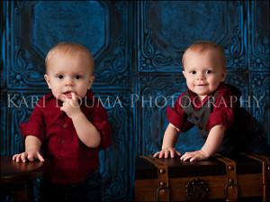Boy Twins by Kari Douma Photography