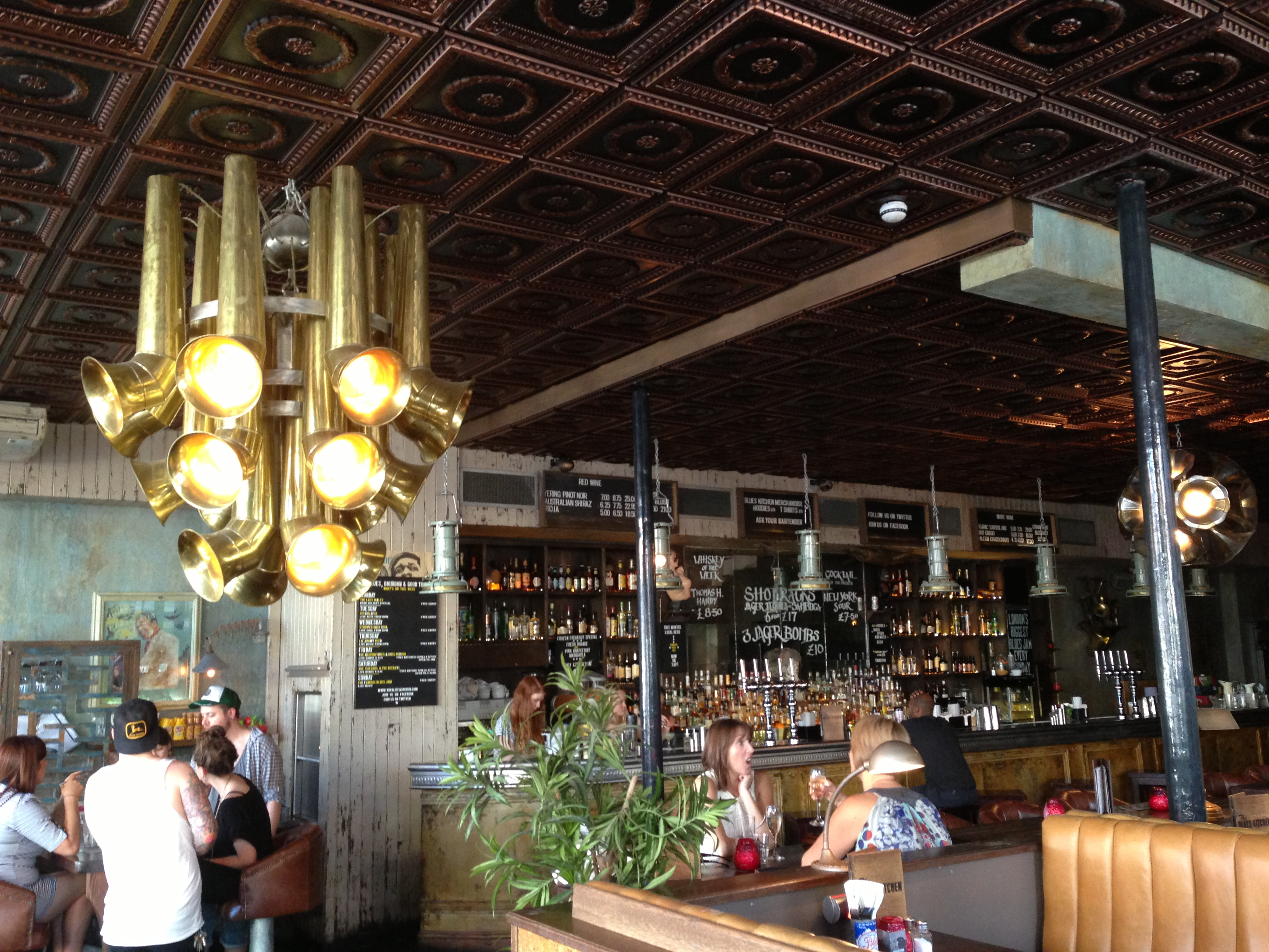 Look at Our Decorative Ceiling Tiles in London!