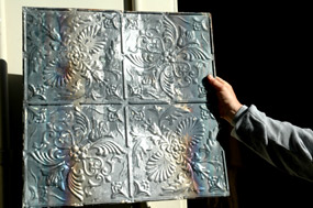 Tin Ceiling Tiles A Brief History Decorative Ceiling Tiles Blog